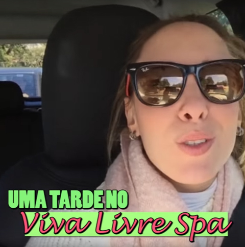 Uma tarde no Vivalivre Nature Spa