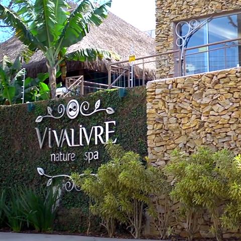 Conheça o Vivalivre Nature Spa!